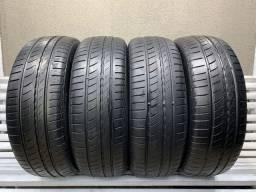 Jogo de Pneus 185/55/16 Pirelli R$850,00 / Pneus 185/55r16