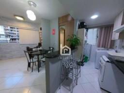 Apartamento com 1 dormitório à venda, 45 m² por R$ 210.000,00 - Praia de Itapoã - Vila Vel