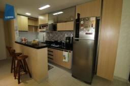 Apartamento com 2 dormitórios para alugar, 62 m² por R$ 1.200,00/mês - Lagoinha - Eusébio/