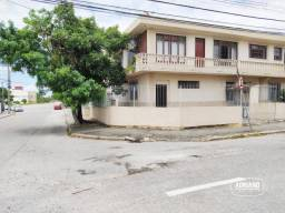Apartamento para alugar, 55 m² por R$ 1.300,00/mês - Capoeiras - Florianópolis/SC