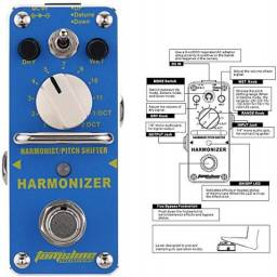 Pedal Tom's Line Harmonist/ Pitch Shifter