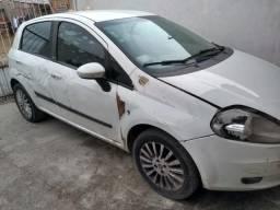 Fiat Punto 2010 1.4 Branco Flex 4 Portas (Batido) Leia o anúncio - 2010
