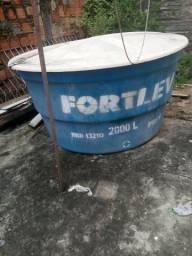 Vendo Caixa d'água 2000 lt Fortlev