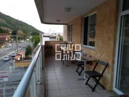 Apartamento com 3 quartos (1 suíte), 2 vagas à venda, 145 m² por R$ 535.000 - Itaipu - Nit