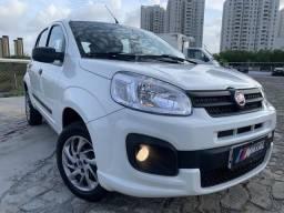 Fiat uno 2017 completo -emplacado 2020- - 2017