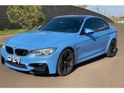 BMW M3 2015/2016 3.0 I6 GASOLINA SEDAN AUTOMÁTICO - 2016