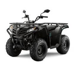 Quadriciclo Cforce 450 S 4 Tempos 400cc (Novo)