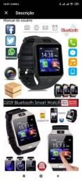 "RELOGIO ""Smart Watch"" COM Telefone"