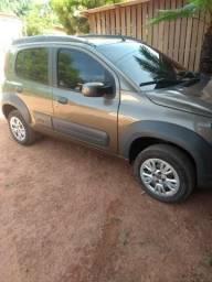 Fiat Uno Way completo ! - 2012