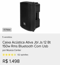 Caixa Js 12Bt JBL