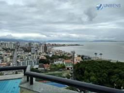 Cobertura com 4 dormitórios à venda ou permuta com vista ponte hercílio luz florianópolis/