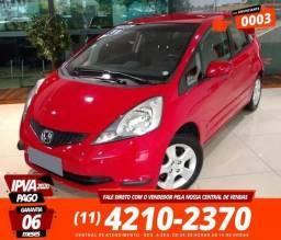 Honda Fit 1.4 Lx - 2011