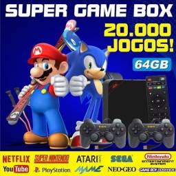 Super game tx box retrô com android