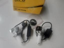 Lâmpadas de LED H4 8MIL Lumins