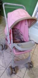 Carrinho galzerano rosa