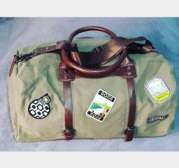 Bolsa para viagem prática