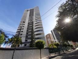 Aldeota - Apartamento Alto Padrão 314,76m² com 5 quartos e 4 vagas