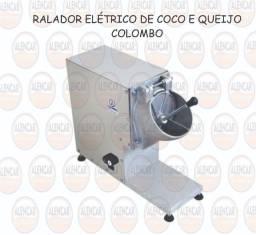 Ralador industrial de coco e queijo colombo