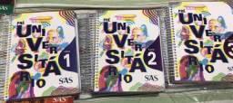 Livros SAS 2020