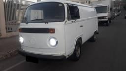 Vendo ou troco Kombi furgão 95 toda revisada