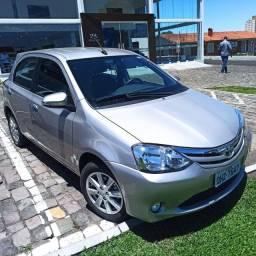 Toyota Etios 1.5 Mec 2017