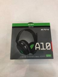 Headset Gamer Astro A10 para PS4 XBOX ONE MÓBILE