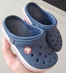 Crocs Infantil - Tam 25 (conservada)!