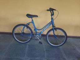 Bicicleta aro 20 completa. Vendo ou troco