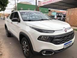 Fiat touro freedom AT6 automática  Flex com Ródão