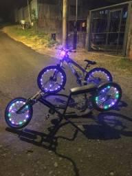 Led para bicicleta