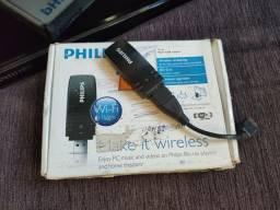 Adaptador Wi-fi p/ TV