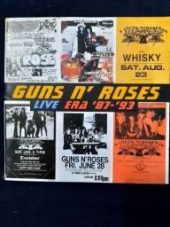 CD Guns N'Roses- Live Era '87-'93 (duplo)