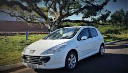 Peugeot 307 Hatch. Presence Pack 1.6 16V (flex) 2012 - Manual