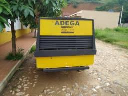 Compressor diesel atlas copco xa80 170pcns
