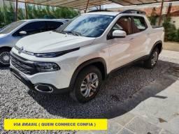 Toro Freedom Diesel 4x4 AT9 0Km ( 2021 )