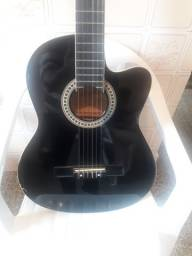 Violão Memphis elétrico