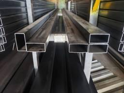 Tubo 100 x50 - Metal Rápido