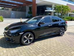Honda Civic 1.5 16v, Turbo Touring 4P CVT Top de linha!