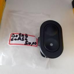 Botão para vidro elétrico do corsa novo instalado no seu carro