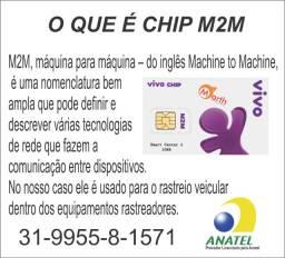 M2M Multioperadora Algar para Telemetria rastreadores