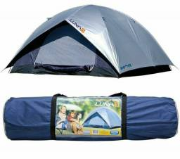 Barraca de camping luna 6 pessoas