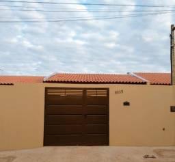 Casa nova em Serrana/SP, no Parque São José, podendo ser financiada