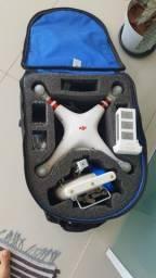 Drone dji phantom 3 . Câmera 2.7k