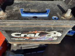 Bateria de Trator 100 Amperes Blindada Cral 3 meses de garantia