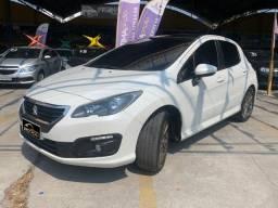 Título do anúncio: Peugeot 308 2.0 - 2016 AT