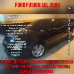 Ford fusion GNV 5 geração