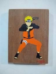 Pintura Naruto