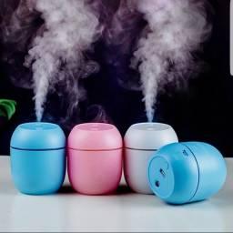 Umificador e purificador de ar