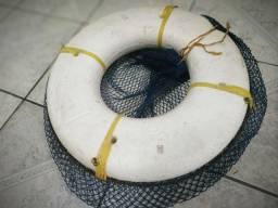 Bóia para coletar Marisco