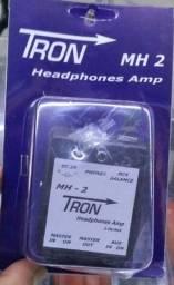 Amplificador de fone de ouvido tron em promoção frete grátis em fortaleza